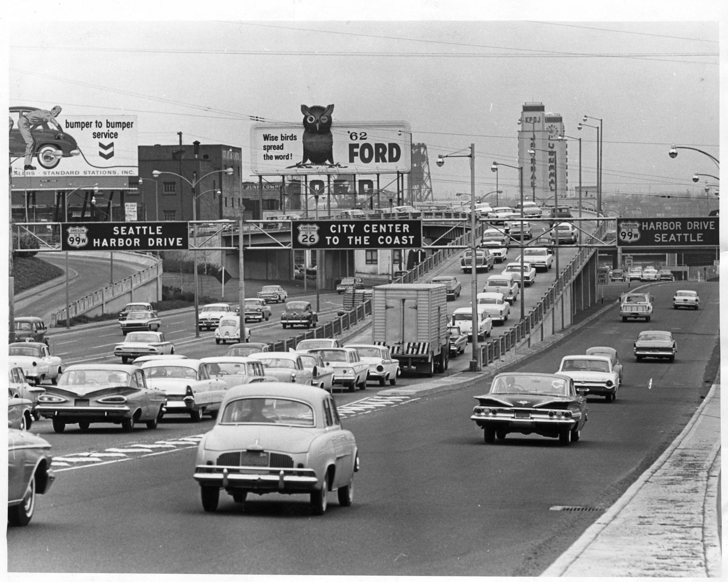Harbor Drive 1962