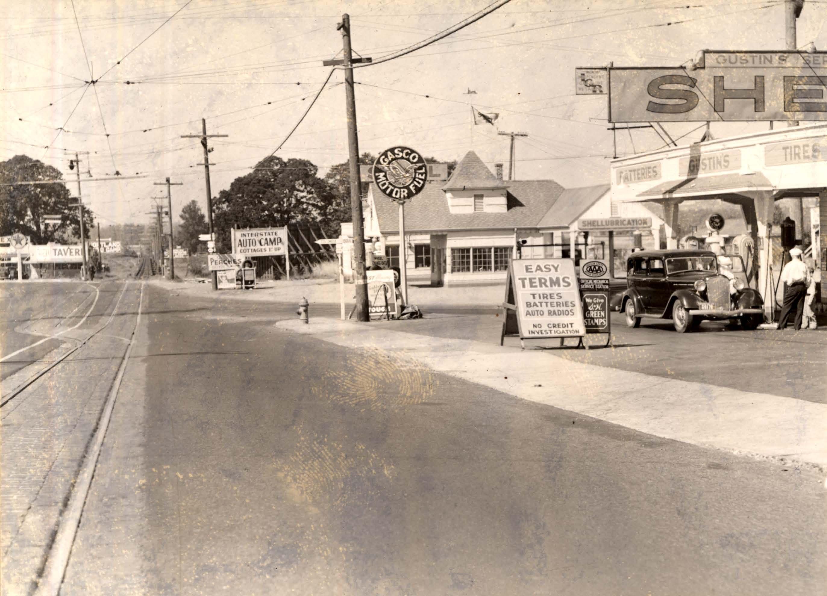 Ne union columbia 1937 vintage portland for Motor city credit union locations