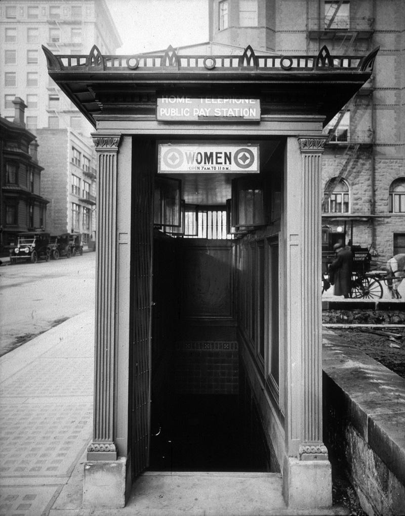 Comfort Station Vintage Portland