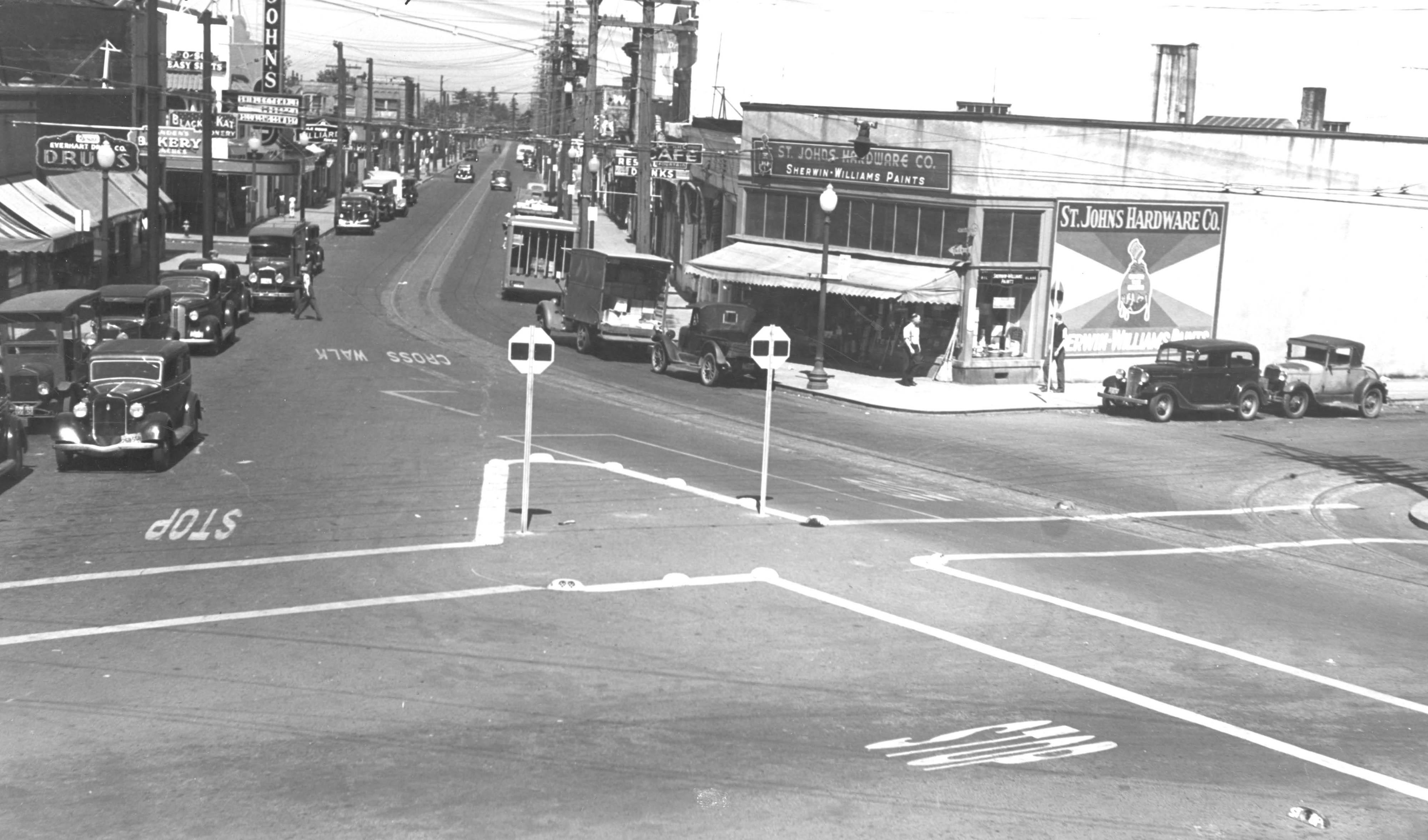 Philadelphia Avenue Vintage Portland