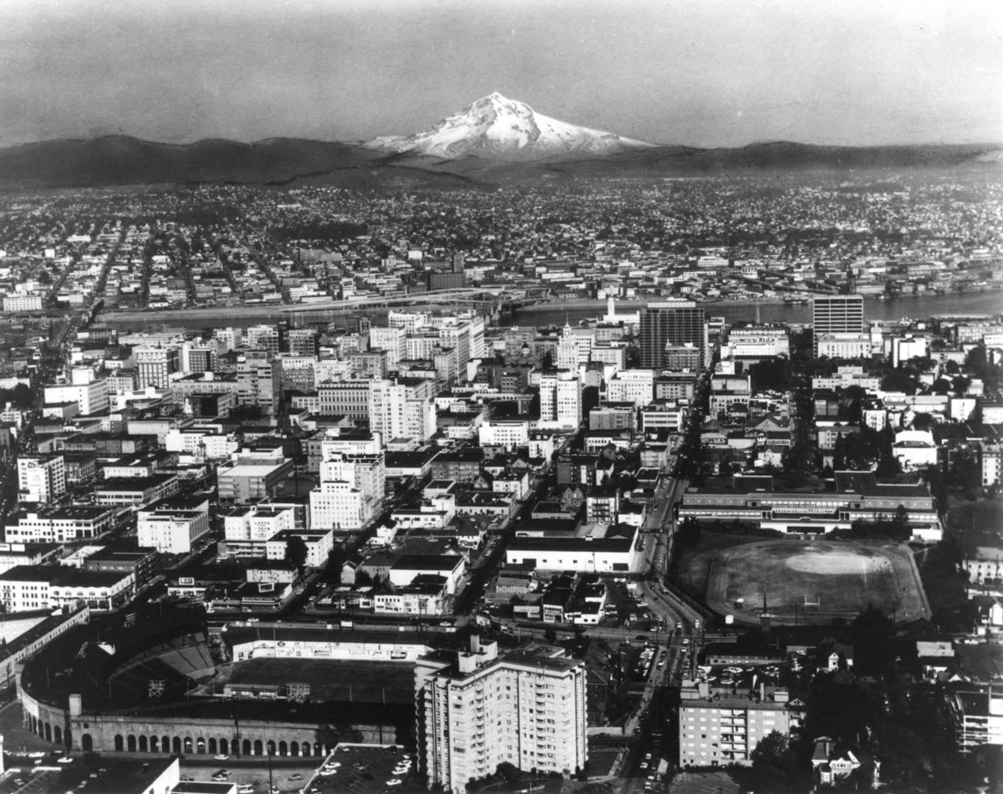 Lincoln High School Vintage Portland