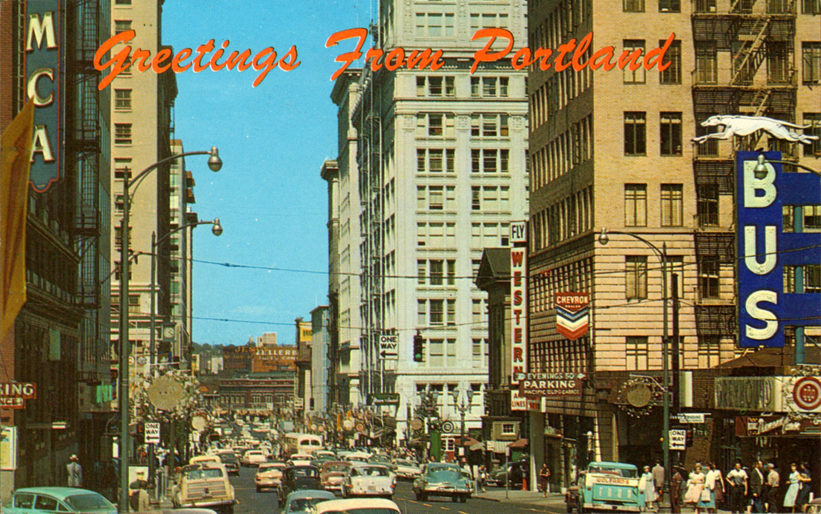 April | 2012 | Vintage Portland
