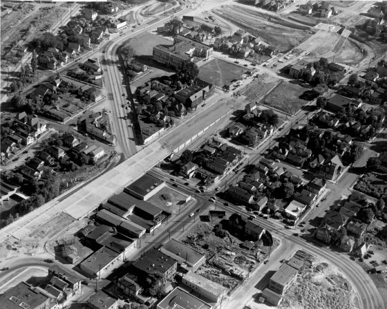 A2005-001.257 SW Harbor Dr at Arthur and Kelly southeast 1947