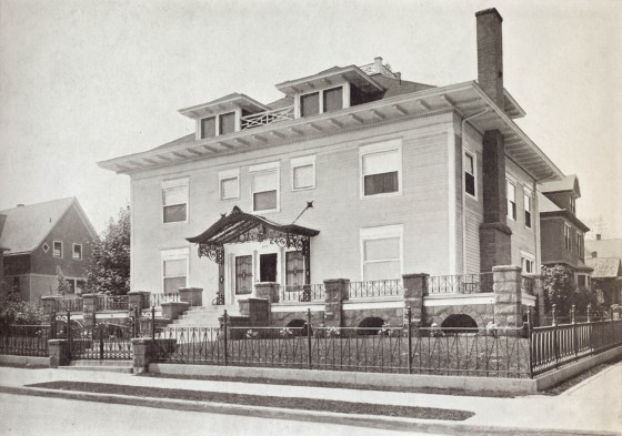 wc bristol home 215 22nd ave c1910 20747