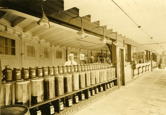 1931 c_Pickle shop_A2008-001.156