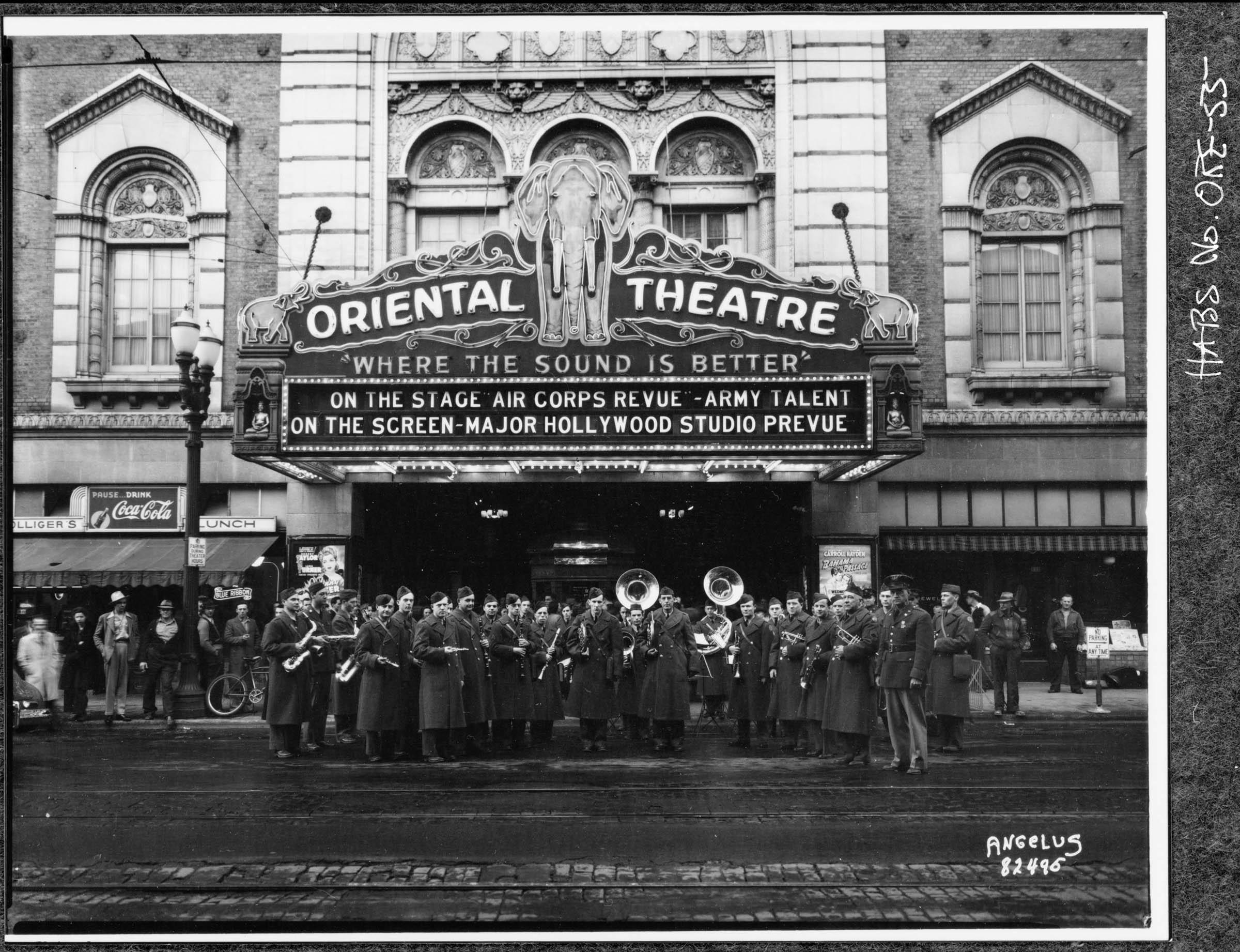 Oriental Theater Loc
