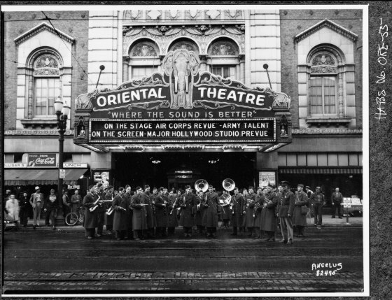 oriental theater LOC 1941