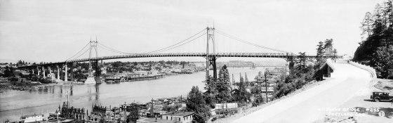 st johns bridge 1931