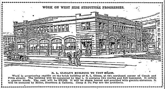 glisan building 2-1-1914