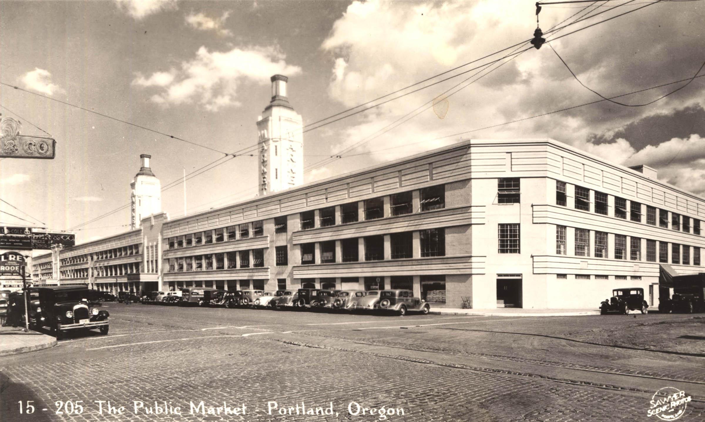 May 2013 Vintage Portland
