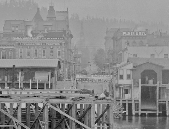 morrison bridge 1880s detail
