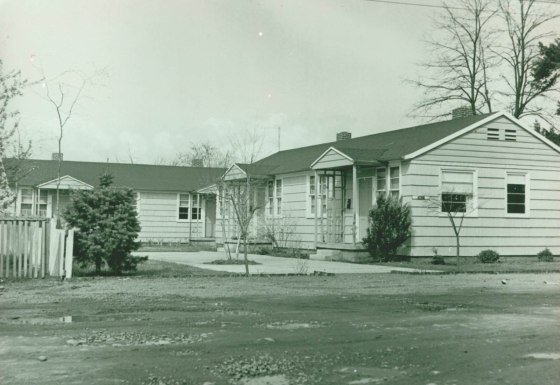 A2001-025.114 Buildings at 5821 SE Knapp 1950