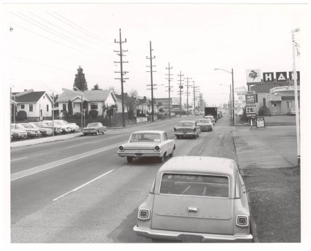 A2005-001.1013 SE 82nd south to Ash and Stark 1965