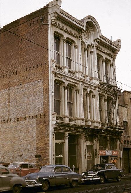 corbett building 8028 1954
