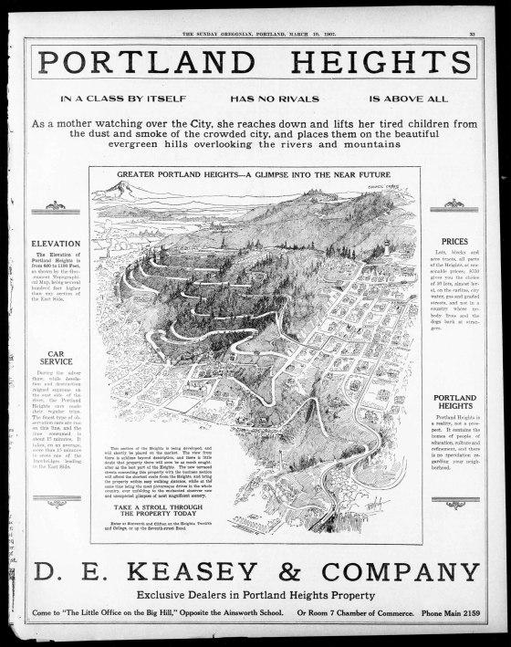 de keasey real estate 1907