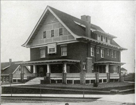 harry mccormick house 20426 1909