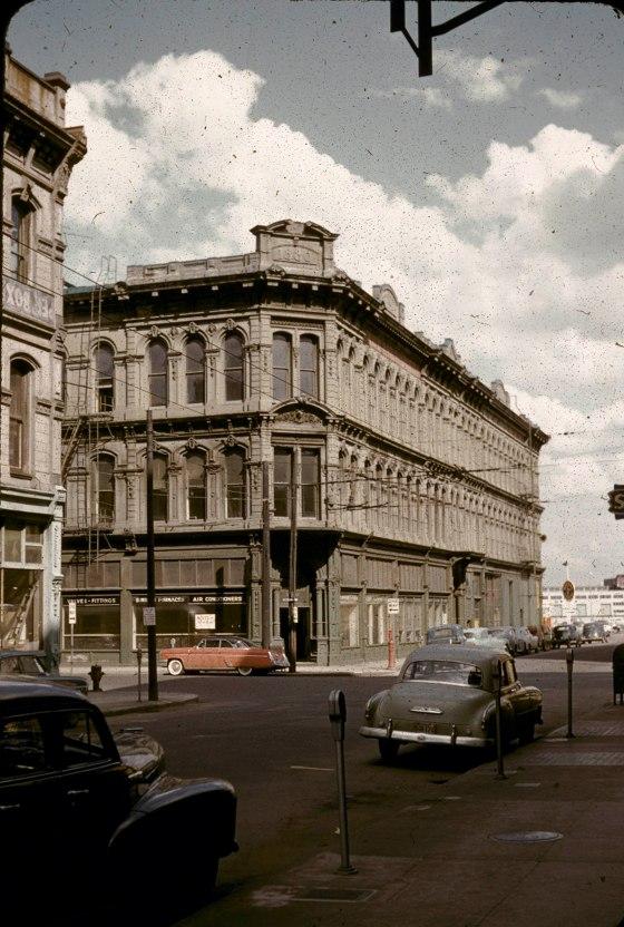 union block 9806 1955