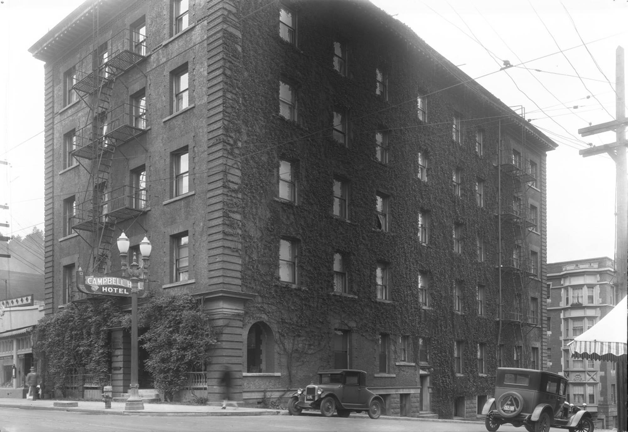 Building Vintage Portland