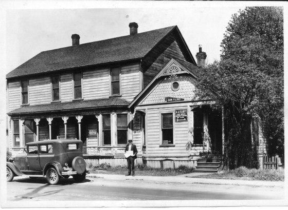 A2009-009.1806 NE Union between San Rafael & Tillamook 1929