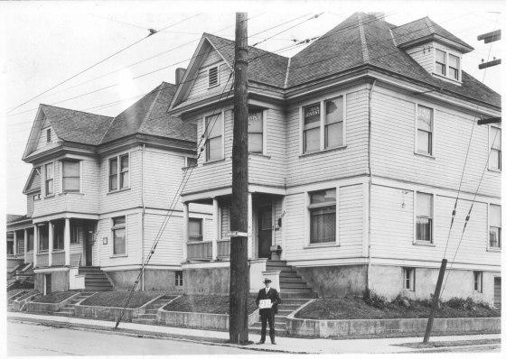 A2009-009.1053 NE Union & Knott 1929