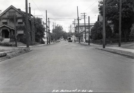 A2009-009.171  SE Belmont St 1940
