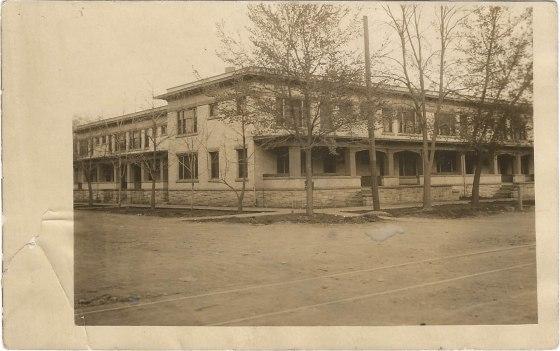 fairmount hotel c1910