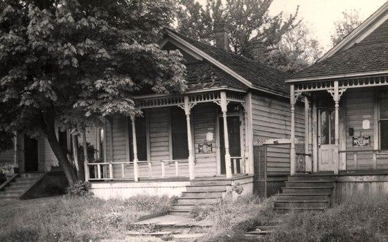 3223 SE Belmont exterior 1944