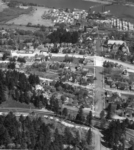 A2010-001.98 Close-In SW from OHSU facing east c1938