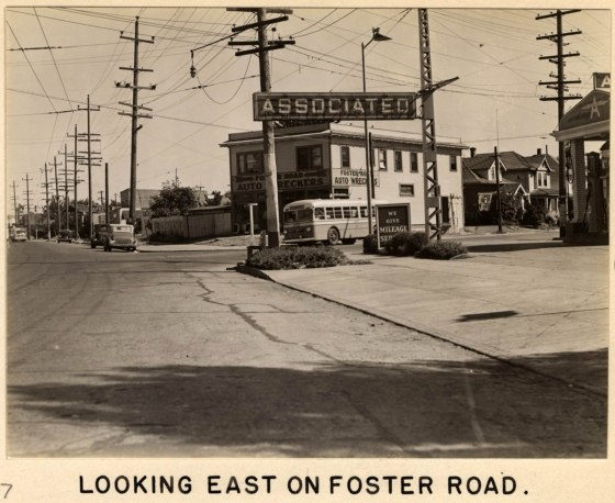 A2005-001.201 SE Foster Rd at 52nd southeast 1937