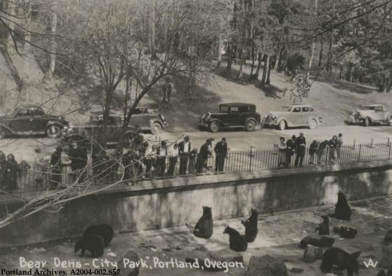 Bear Dens City Park (Washington Park), circa 1935 : A2004-002.857