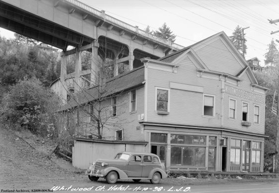 Whitwood Court Hotel, 1938 : A2009-009.564