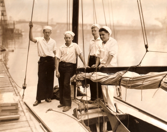 Astoria Voyage of William Kerr on Sloop Albatross : Brian Rollins
