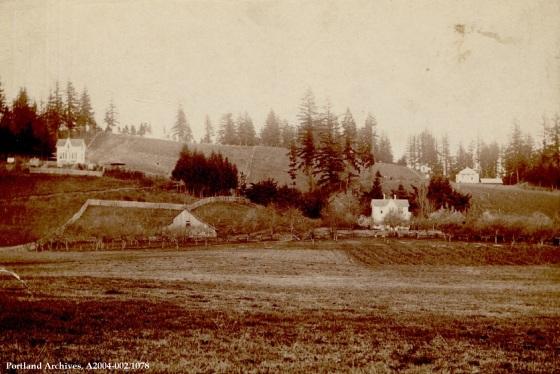 Mt. Tabor, circa 1894: A2004-002.1078
