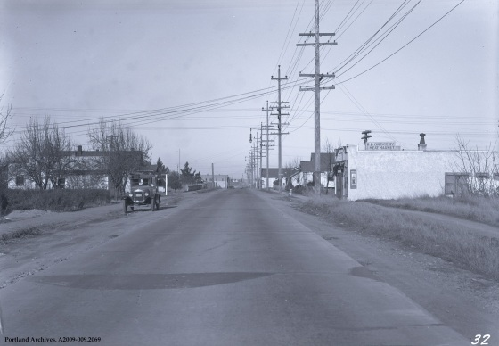 NE 82nd Avenue and  Holladay Street, June 30, 1934: A2009-009.2069