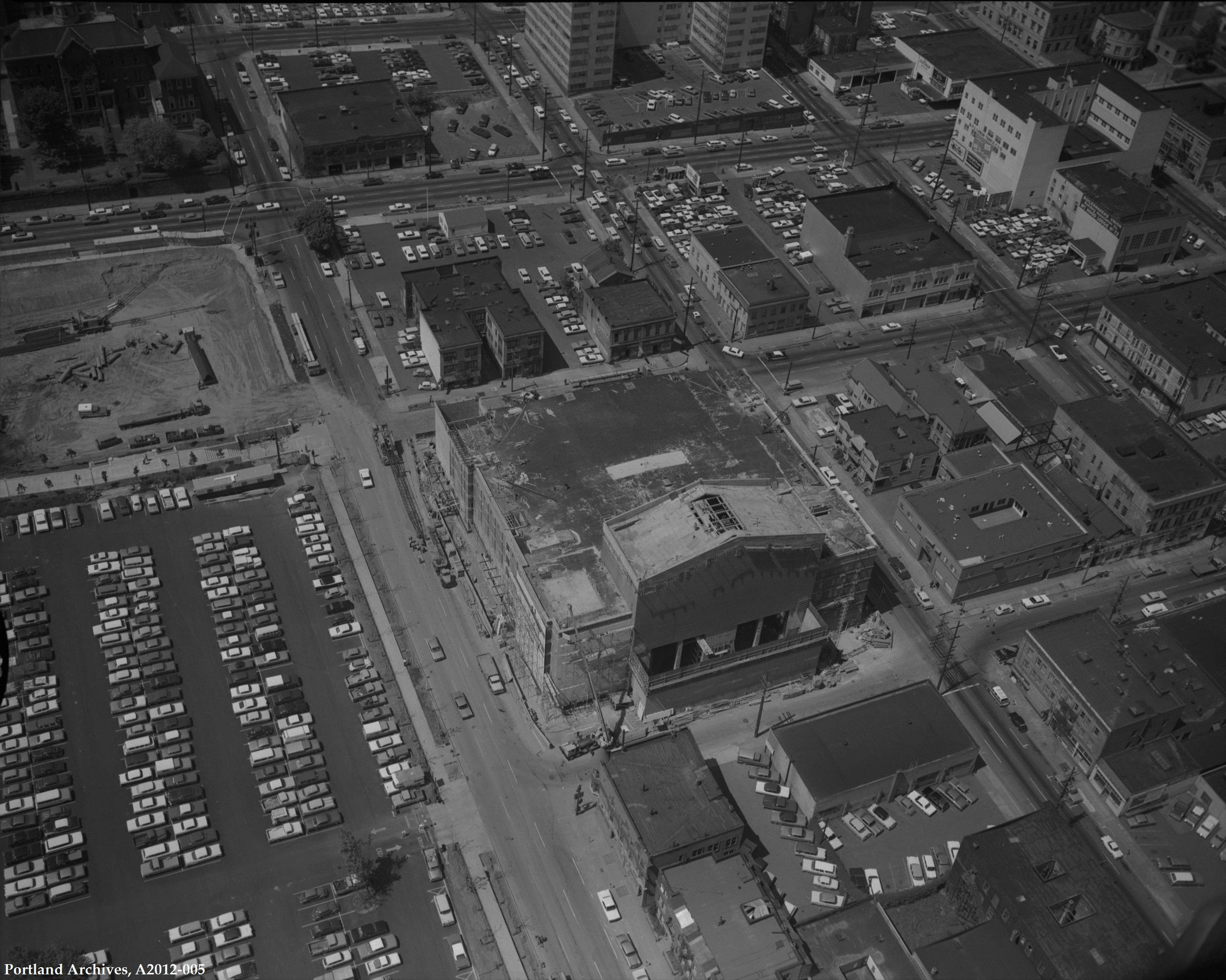 Civic Auditorium, May 8, 1967: A2012-005