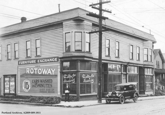 2248 NE Union Avenue, 1929: A2009-009.1811