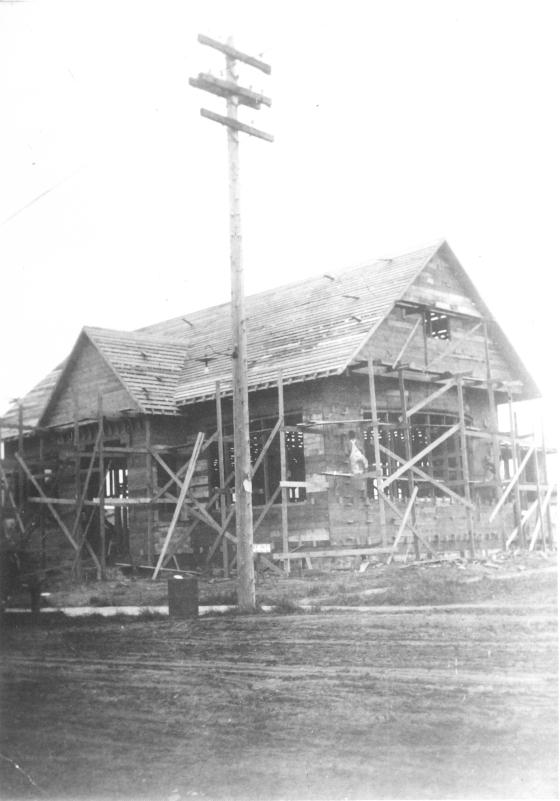 Gresham Library, 1913