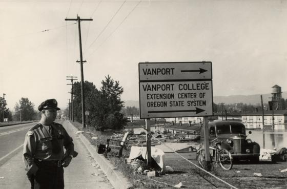 Vanport, 1948