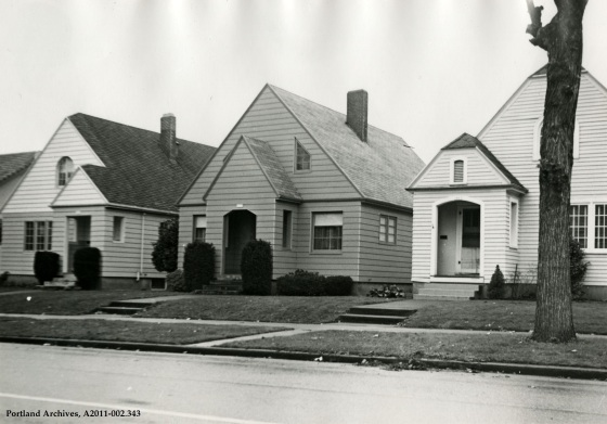 Southeast residences, circa 1967: A2011-002.343