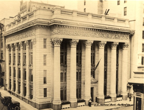 US National Bank, circa 1918: A2004-002.568