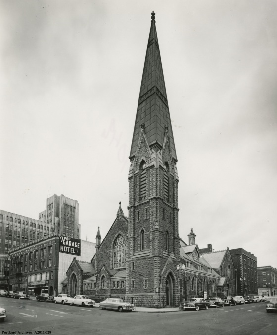 First Presbyterian Church, 1960: A2011-028