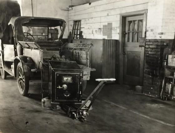 Crime Scene, 1932, Multnomah County Archives