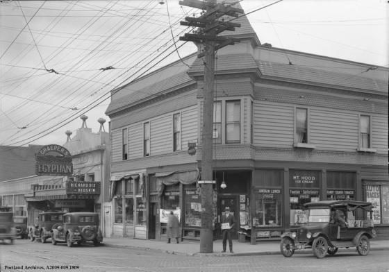 City of Portland Archives, Oregon, A2009-009.1809