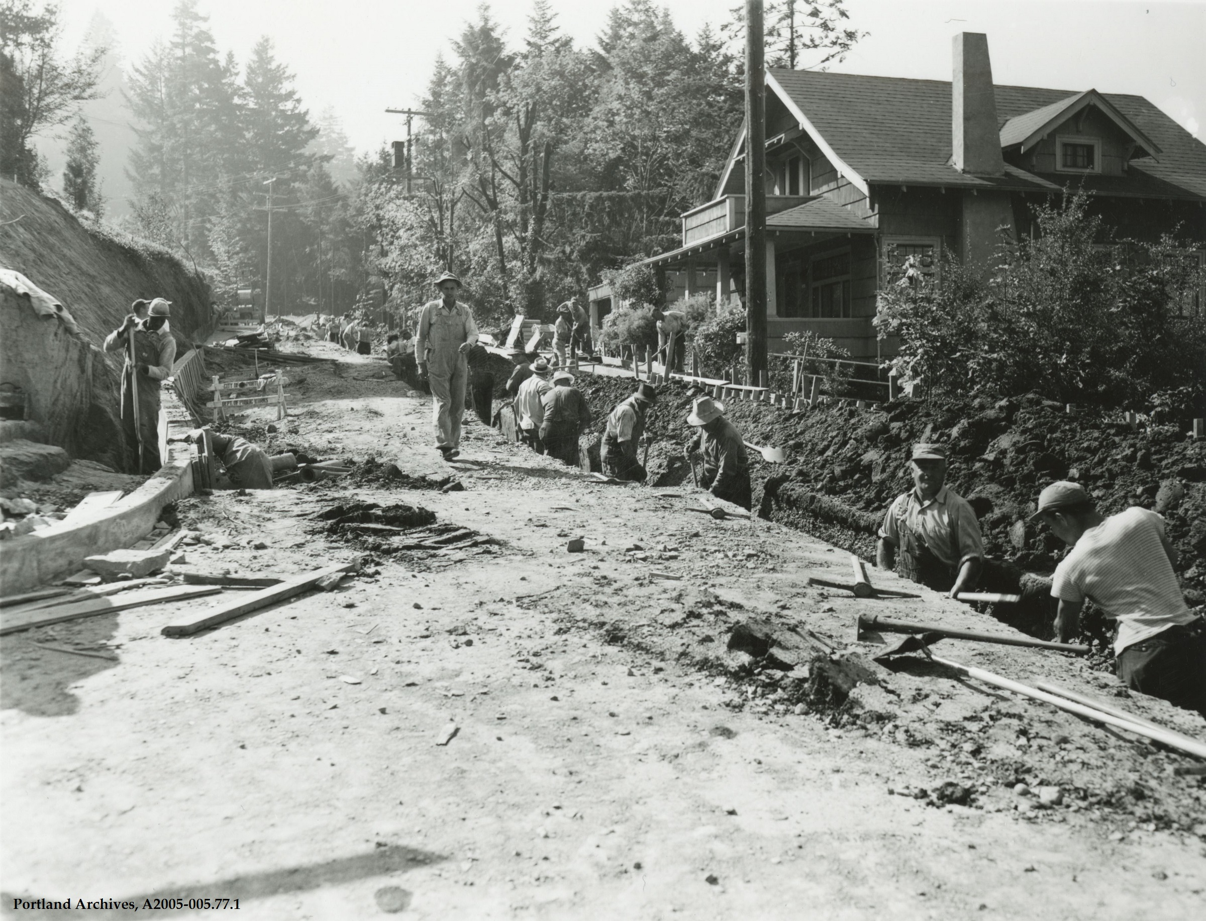 City of Portland Archives, Oregon, A2005-005.77.1