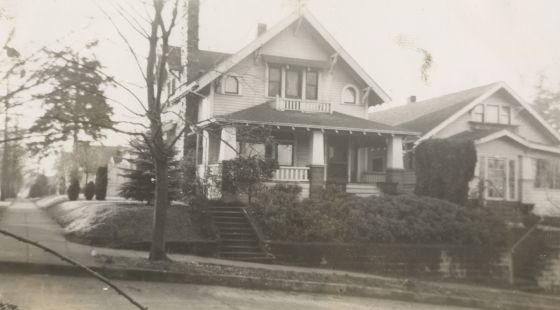 City of Portland Archives, Oregon, House in Portland, A2004-002, circa 1951