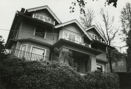 City of Portland Archives, Oregon, Mystery Images, A2010-013