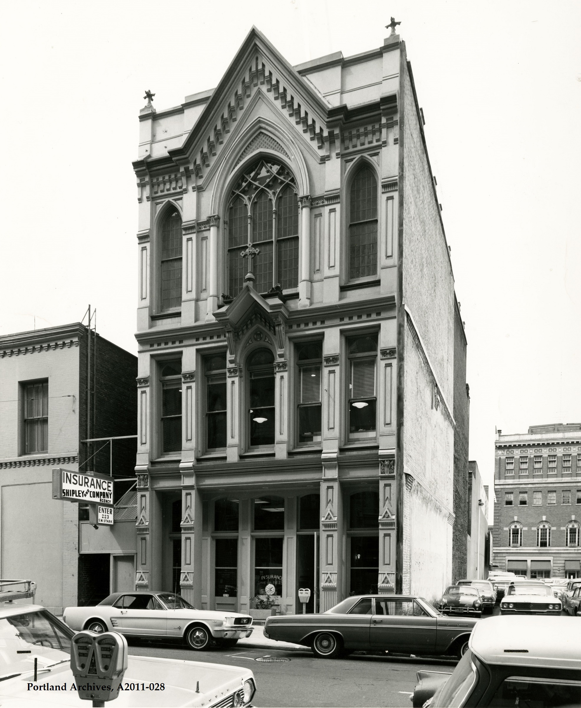 Vintage Portland