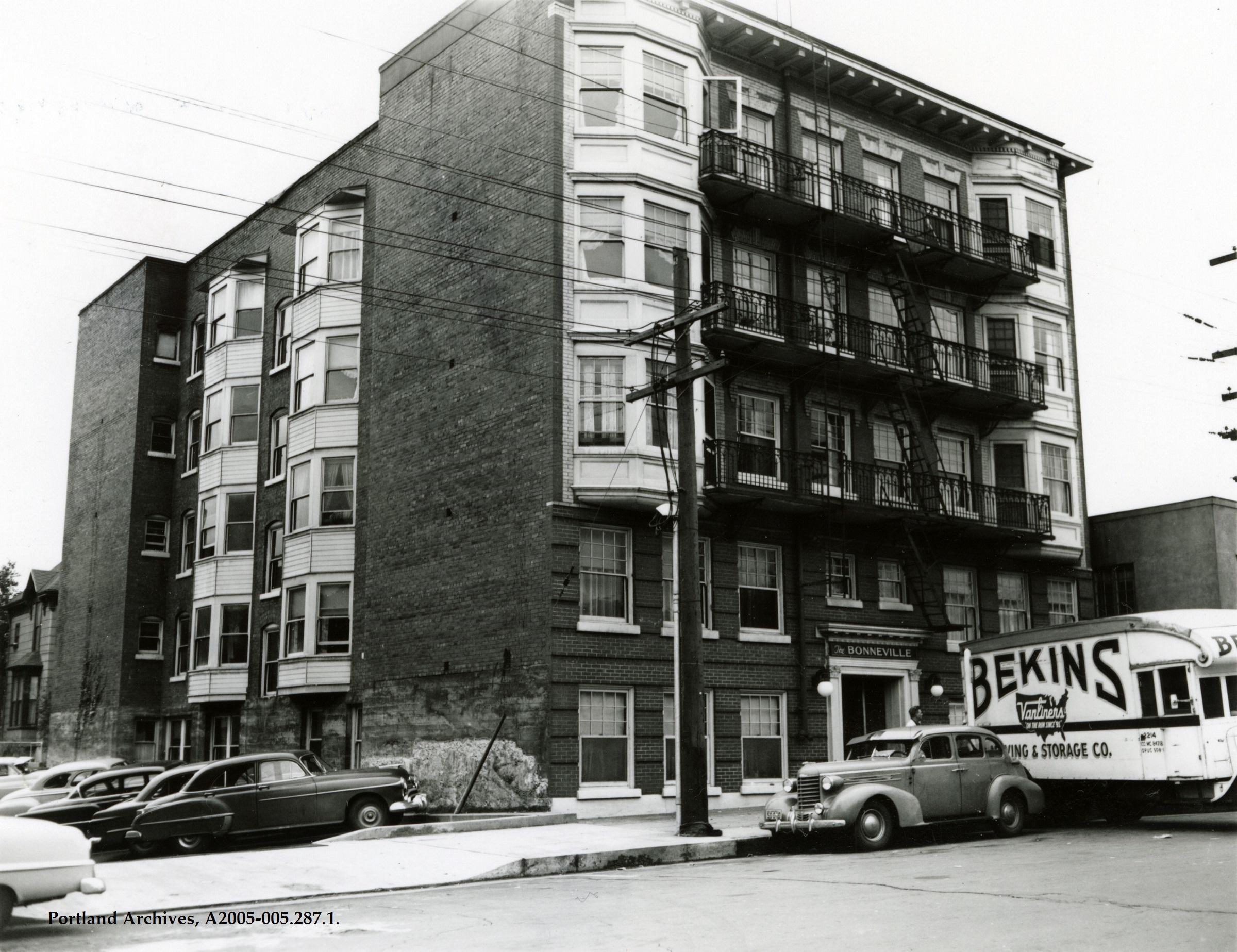 1950s   Vintage Portland